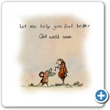 get well, let me help you